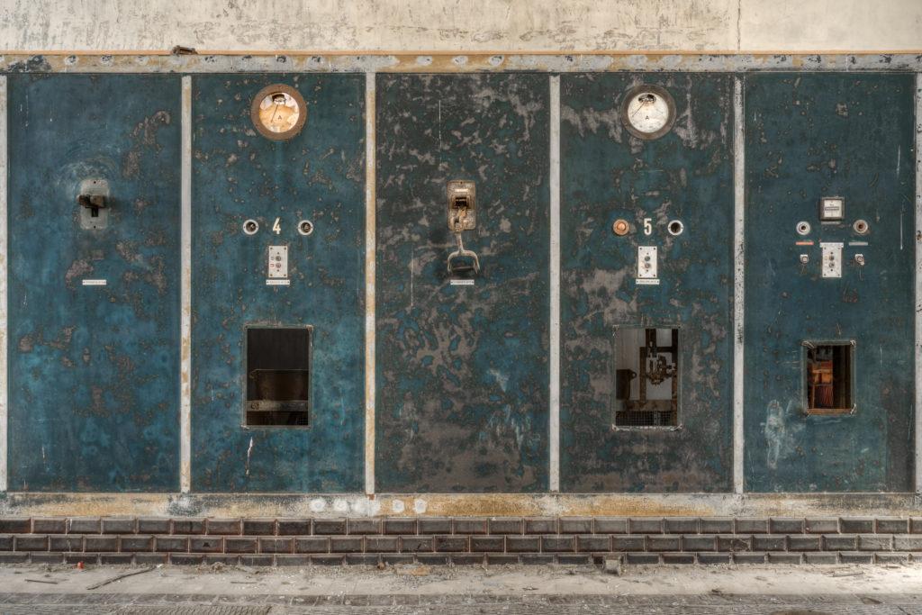 Fine art photographie usine hydroélectrique Nicolas Pluquet