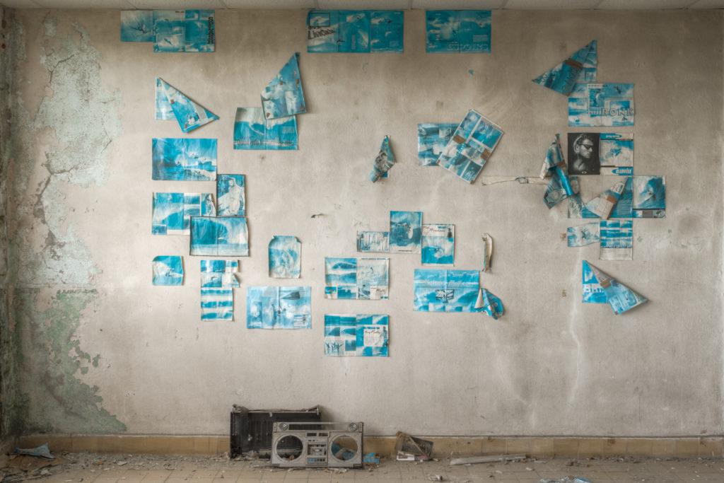 Fine art photographie minimalism affiche Nicolas Pluquet