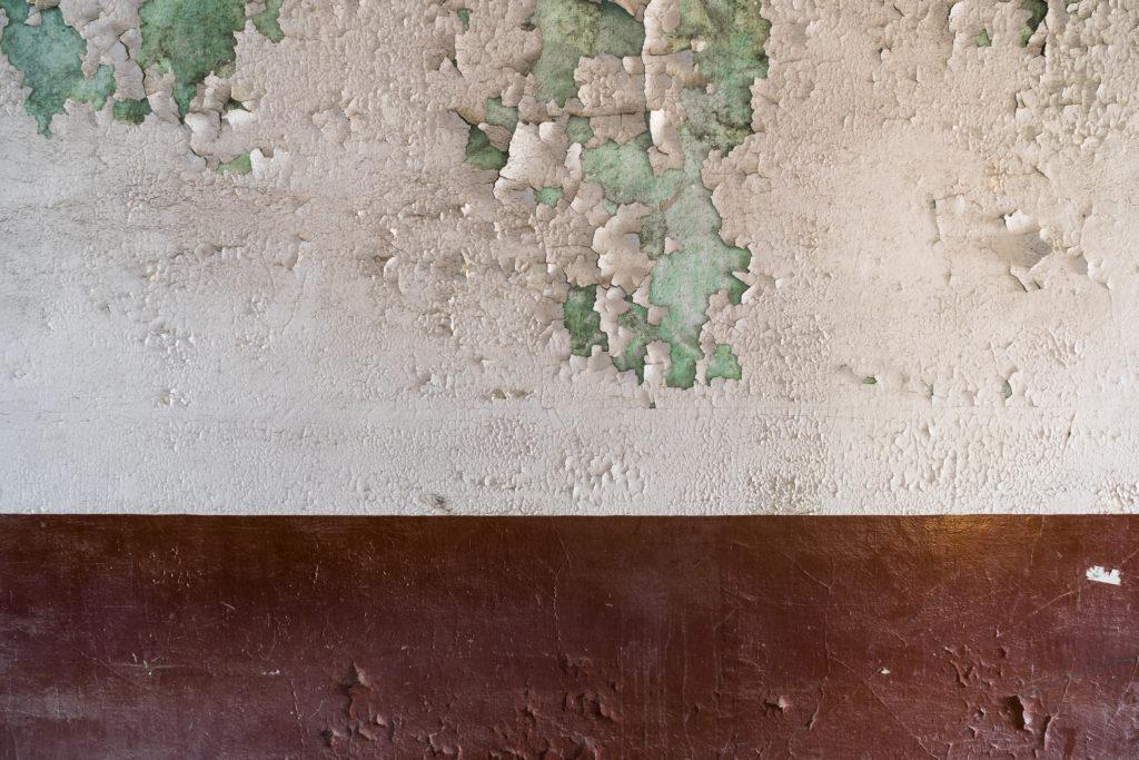 Fine art photographie minimalisme mur Nicolas Pluquet