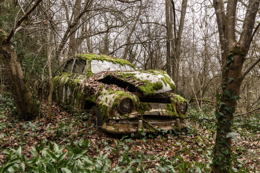Fine art photographie Simca Nicolas Pluquet